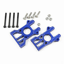 GDS RACING Quick Change Diff Mount Set Blue For Team LOSI 5ive-T