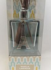 Reed Diffuser Set High Fragrance VANILLA LAVENDER Imported from France w/ Charm
