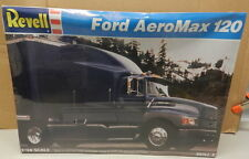 FORD AEROMAX 120 BIG RIG TRACTOR TRAILER TRUCK SEALED REVELL MODEL KIT