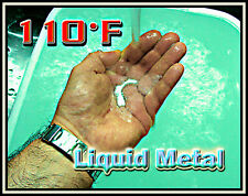 6 ELEMENT LIQUID METAL for mounting delicate objects m.p.110°F/40 grams