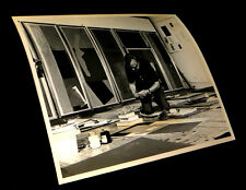 [PHOTO PHOTOGRAPHIE ORIGINALE] Robert Motherwell.