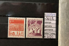 STAMPS GERMANIA GERMANY MNH ** N. 361/362 (A41909)