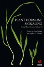 Annual Plant Reviews: Annual Plant Reviews, Plant Hormone Signaling Volume 24...