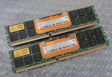 4GB Kit Hynix HYMP525B72BP4N2-C4 AB-A PC2-4200F 2Rx4 DDR2 FB-DIMM Server Memory