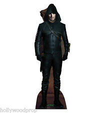 GREEN ARROW OLIVER QUEEN LIFESIZE CARDBOARD STANDUP STANDEE CUTOUT POSTER FIGURE