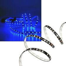 (4,75€/m) 5m SMD Led Leiste Strip BLAU flexibel 12V mit 300 SMDs / Leds Stripe