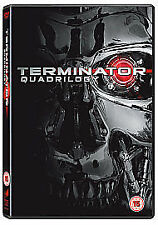 Terminator Quadrilogy (DVD x7)