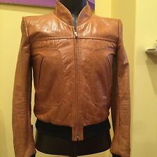 BALENCIAGA LEATHER JACKET