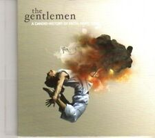 (DH367) The Gentlemen, A Candid History of Faith Hope Love - 2008 sealed CD