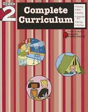 Complete Curriculum: Grade 2 (Flash Kids Harcourt Family Learning) by Flash Kids
