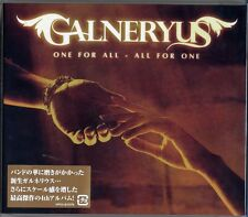 GALNERYUS-ONE FOR ALL - ALL FOR ONE-JAPAN CD G50