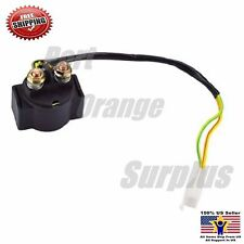New Starter Solenoid Relay for Yerf Dog Spiderbox Gx150 Go Kart Dune Buggy 150cc