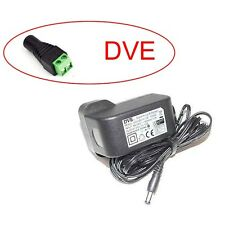 12V 1.5A Power Supply Adapter Transformer For 7020 5630 5050 3528 3014 LED Strip