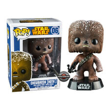 Funko Pop! Vinyl Chewbacca Hoth Snow Drift Star Wars *With Gamestop Sticker*