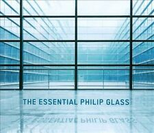 The Essential Philip Glass (CD, Aug-2003, 3 Discs, Sony Classical)