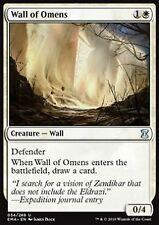 *MRM* ENG Mur d'augures (Wall of Omens) MTG Eternal Master