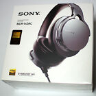 [FREE Express] Sony MDR-1ADAC Silver Premium Hi-Res Stereo Headphones w/Pouch