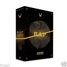 B.A.P BAP - B.A.P LIVE ON EARTH PACIFIC DVD (3Disc + 100p Photobook+Gift Photo)