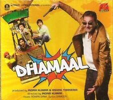 DHAMAAL - NEW BOLLYWOOD SOUNDTRACK CD - FREE UK POST