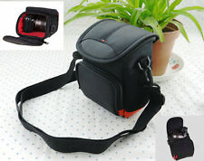 Fashion camera bag case for SAMSUNG NX210 NX1000 NX2000 NX3000 WB100 Gift