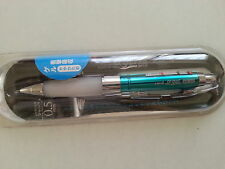 Uni Alpha Gel Shaker Mechanical Pencil  Chrome 0.5mm (green)