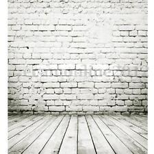 1.5×2m Telón De Fondo Fotografía Profesional Estudio Background Pared Blanco