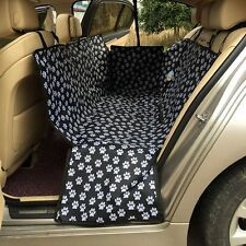 New Pet Car Seat Cover Dog Safety Mat Cushion Rear Back Seat Protector Hammock