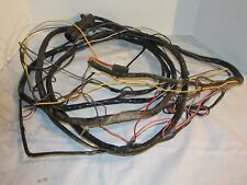 1987 Vintage Mercruiser Wiring Harness 8 Pin Connector & Accessory Wiring LQQK!