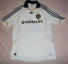 Los Angeles Galaxy 2008 2009 Home adidas Climacool Jersey Men M MLS