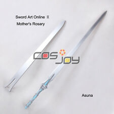 """45"""" Sword Art OnlineⅡMother's Rosary Asuna Yuuki Sword Cosplay Prop -0705"""