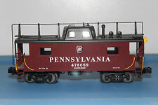 MTH O SCALE MTH ELECTRIC TRAINS PENNSYLVANIA N-8 CABOOSE CAR 20-91014