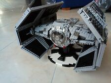 TIE Advanced x1 LEGO Star Wars MOC UCS -  (only instructions)