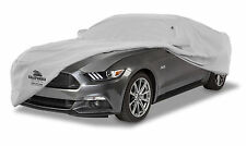 2015-2016 Ford Mustang Convertible Custom Fit Grey Stormweave Outdoor Car Cover