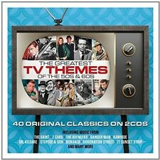 Greatest Tv Themes (2015, CD NIEUW)