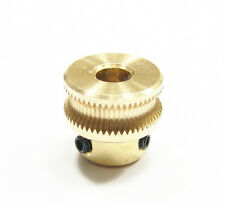 Extruder Drive Gear Pulley 1.75mm & 3mm Nema17 RepRap 3D Printer Filament