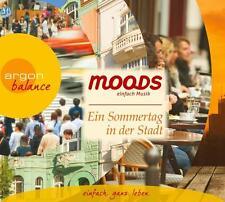 N., N. - Ein Sommertag in der Stadt: Balance moods - einfach Musik - CD