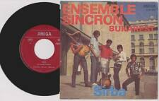 "ENSEMBLE SINCRON BUKAREST La Riu 7"" Vinyl 1971 * RAR"
