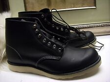 Red Wing 8165 Heritage Work Round Toe Boots Size 13 D $420