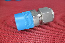 Swagelok® 1/2 Tube OD x 1/2 NPT Male Pipe STRAIGHT CONNECTOR 316 Stainless Steel