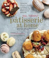 Patisserie at Home by Will Torrent (2013)