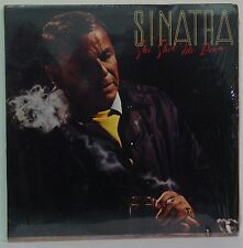 FRANK SINATRA She Shot Me Down  SEALED Original LP 1981  Reprise FS 2305