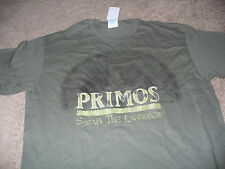 Primos Mens SK Turkey Hunting Green T-Shirt Size Large L