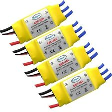 4x 30A Brushless speed controller ESC for Multicopter KK MWC Quad-rotor X-copter