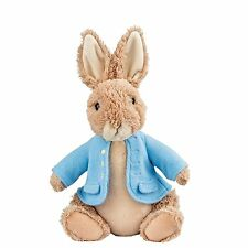 Beatrix Potter Peter Rabbit Grande Peluche Giocattolo Morbido Baby Regalo