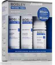 BOSLEY BOSREVIVE Pack for Visibly Thinning Non Color Treated Hair Bos Revive