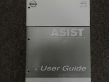 2004 Infiniti Automotive Service Information Support Terminal Guide Version 8 04