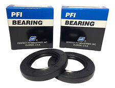 Suzuki GSXR1000, 2001 to 2009 Front Wheel Bearings & Seals Kit Set By PFI USA