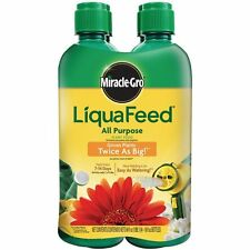 Miracle-Gro 1004322 LiquaFeed Refill 4-Pack , New, Free Shipping