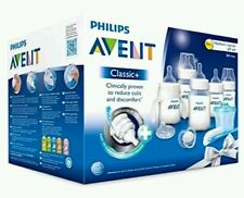 *Free Shipping*Philips AVENT Classic Plus Newborn Starter Set~Newborn Bottle Kit