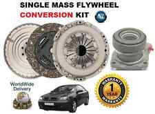 FOR OPEL VAUXHALL ASTRA G 98-05 2.0 SINGLE MASS FLYWHEEL & CLUTCH CONVERSION KIT